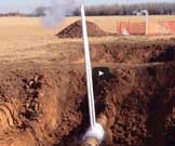 12″ Pipe Freeze Plug Video
